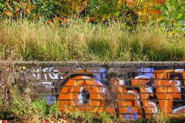 Stadt City Graffiti
