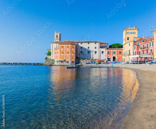 Sestri Levante - Baia del Silenzio - Genova, Liguria