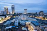 CAMBODIA PHNOM PENH CENTRAL MARKET PSAR THMEI