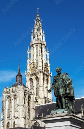 In de dag Antwerpen Rubens in Antwerp