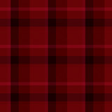 Black and red tartan vector seamless pattern background 4 - 211666480