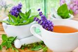 Kräuter und Tee - 211686815