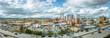 Cityscape of Downtown Spokane, WA