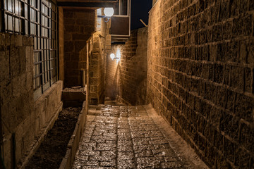 Vieille ville de JAffa © Ephraim