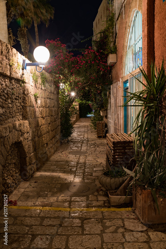 Fototapeta Vieille ville de JAffa