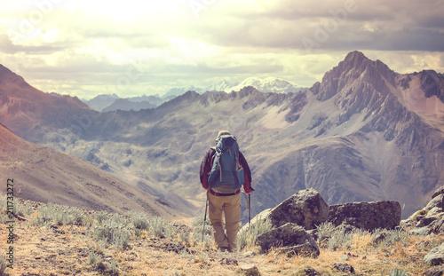 Hike in Peru - 211733272