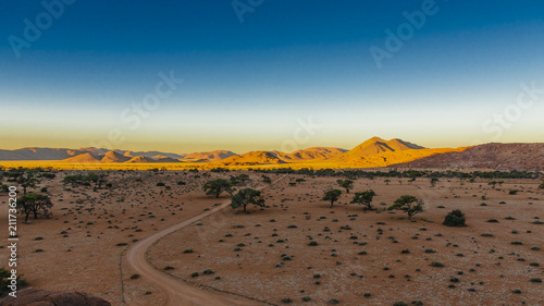 Fototapeta Namibia