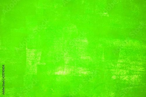 Grün angemalte Hintergrundtextur - 211745654