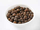 bowl of allspice berries - 211764277