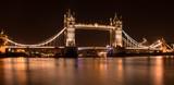 Paisagem da Tower Bridge em Londres