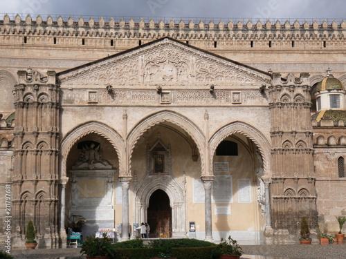 Plexiglas Palermo Cattedrale di Palermo