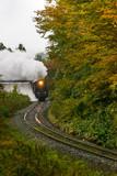 steam locomotive Fukushima Japan - 211799438