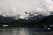Glaciers in kenai fyords national park