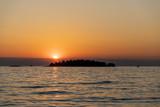 Seascape sunset in Croatia - 211871048