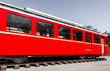 Roter Zug