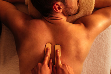 Rubbing away the stress © bernardbodo