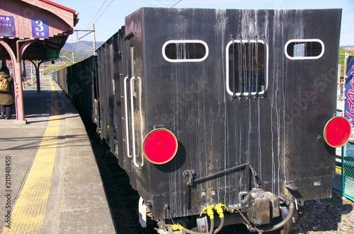 Aluminium Spoorlijn 秩父鉄道の貨物列車
