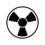 Toxic symbol icon vector icon. Simple element illustration. Toxic symbol symbol design. Can be used for web and mobile. - 211967896
