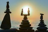 holiday, rest and coastal sensation - 211969637