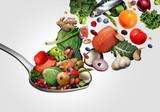Healthy Food Eating - 211971055