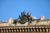 The Ordine degli Avvocati di Rome at Piazza Cavour in Rome Italy