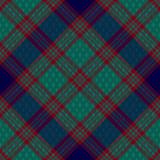 Diagonal tartan inspired vector seamless pattern background 3 - 211985689