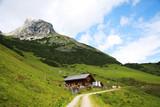Small chalet in Tennen mountains, Austria - 211987684