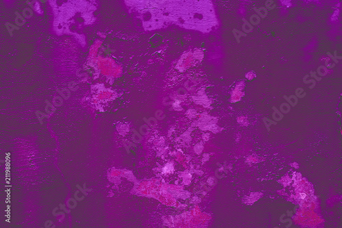 Abstract purple grunge background - 211988096