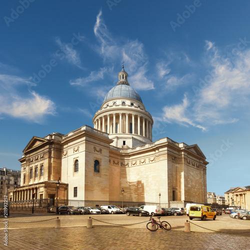 Pantheon in Paris - 211992257