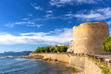 Lungomare di Alghero, Sardegna, Italia