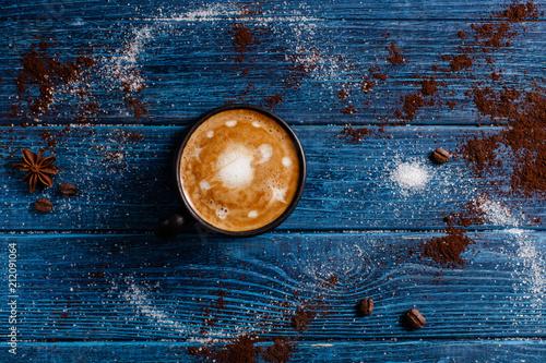 Cup of cappu
