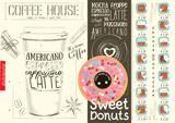 Coffee Menu Design - 212114230
