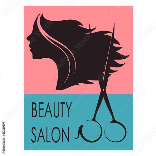 Beauty salon banner - 212120897