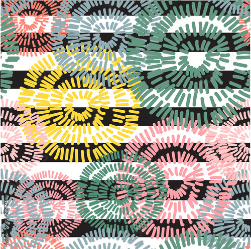 wzor-mniszka-lekarskiego-delikatny-miekki-kwiatowy-wzor-geometryczny-wzor-w-pastelowych-kolorach