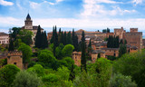 Day view to   Alhambra at  Granada - 212131612