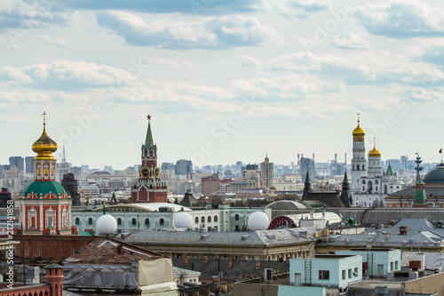 View of Moscow from the Central Children's Store - 212141858
