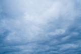 Dark Storm Clouds - 212153270