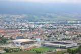 Innsbruck aerial view - 212156216