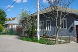 ZVENIGOROD, RUSSIA - May, 2017: Street view in city Zvenigorod