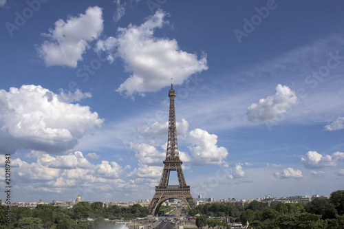 Fridge magnet Tour Eiffel, Paris, France