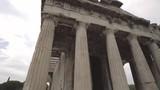 Parthenon in Athens, Greece. Close shot. - 212214427