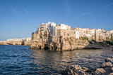 Polignano a Mare, beautiful  city in south Italy - 212241877