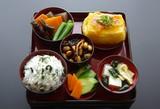 精進料理 Vegetarian food