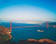 Quadro San Francisco with Golden Gate Bridge