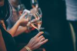Rose Wine Tasting and Rose Sparkling Wine - 212319219
