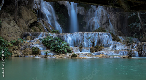 Laos - Luang Prabang - Tat Kuang Si Wasserfälle - 212330813