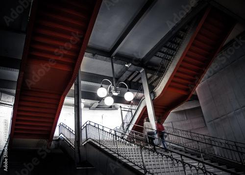 Fridge magnet Stairs