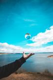 Bola en el aire