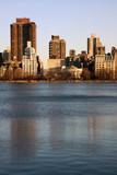 Pond in New York