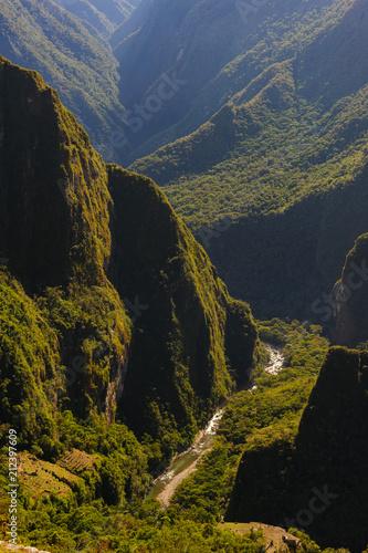 ウルバンバ渓谷